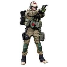 NFSTRIKE 30cm 1/6 이스라엘 특수 부대 움직일 수있는 그림 군인 모델 어린이 성인 선물 2019 신규