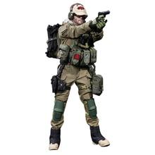 NFSTRIKE 30cm 1/6 Israelische Spezielle Kräfte Bewegliche Figur Military Soldat Modell Für Kinder Erwachsene Geschenk 2019 Neue