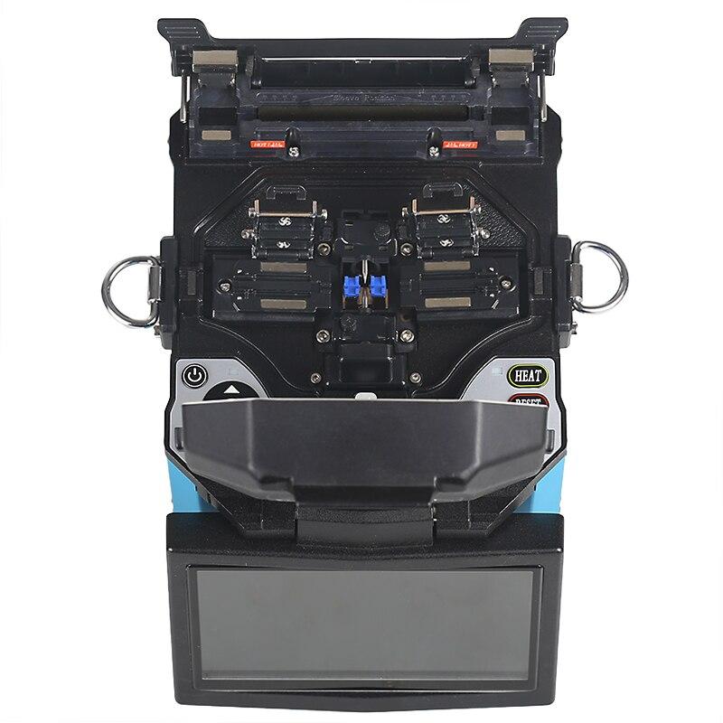 2019 Nouveau produit promotion AUA FTTH Fiber Optique Épissage De Soudage Machine Fiber Optique Fusion Colleuse FS-60E - 4