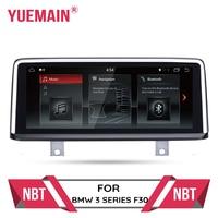 IPS car Radio for BMW F30/F31/F34/F20/F21/F32/F33/F36 original NBT system Android 7.1 autoradio gps navigation multimedia
