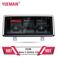 Ips Автомобильная Радио для BMW F30/F31/F34/F20/F21/F32/F33/F36 оригинальная NBT Система Android 7,1 Авторадио gps навигация Мультимедиа