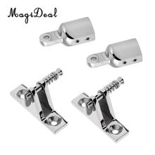 2x Marine 316 Stainless Steel Kayak Boat Quick Release Deck Hinge Mount +2x Bimini Top  sc 1 st  AliExpress.com & Buy deck boat canopy and get free shipping on AliExpress.com