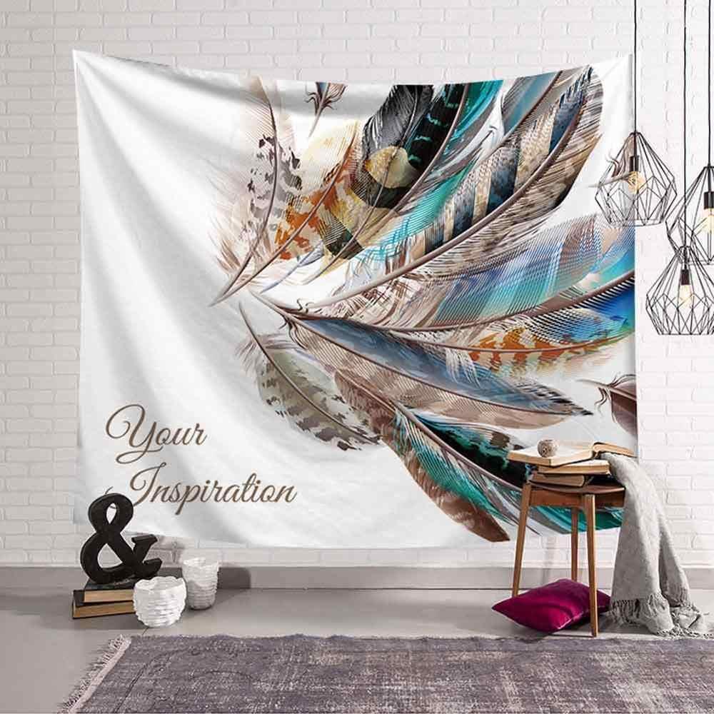 曼荼羅壁掛けヤシの葉タペストリーダイヤモンドフェザードット文字 3D 花アートカーペット毛布ヨガマットベッドルーム装飾