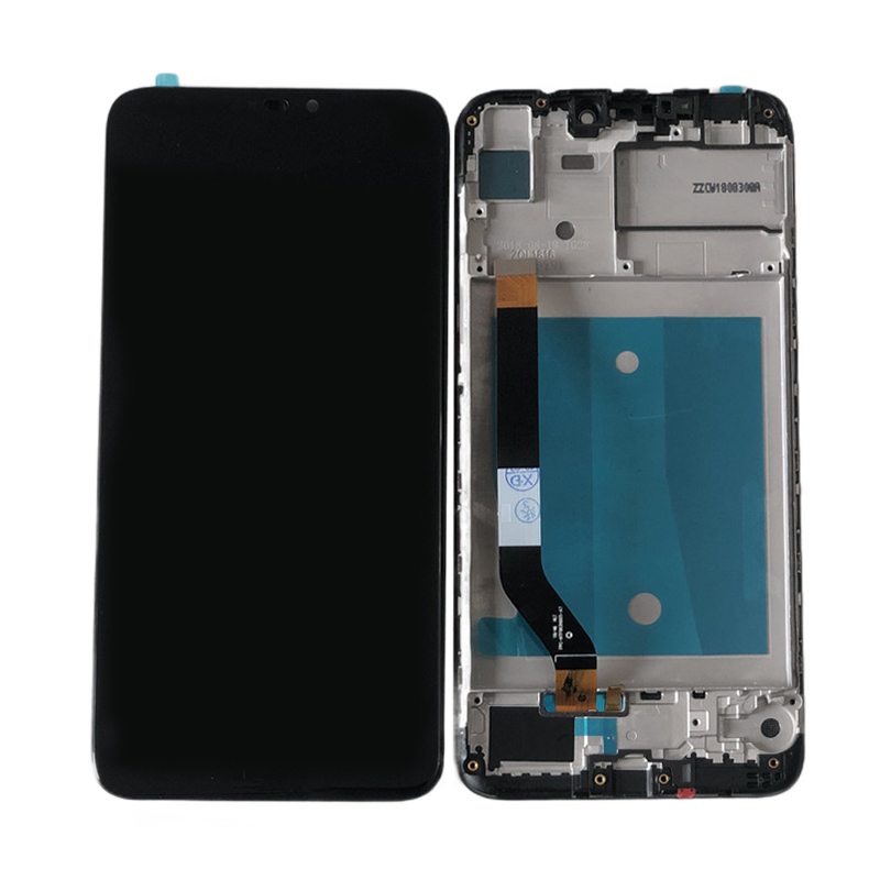 Image 2 - Original M&Sen For Huawei Honor 8C BKK AL10 LCD Display Screen With Frame+Touch Panel Digitizer For Honor 8C BKK L21 LCD Frame-in Mobile Phone LCD Screens from Cellphones & Telecommunications