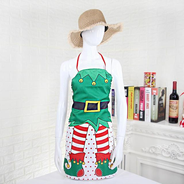 Can look Adult holiday aprons the incorrect