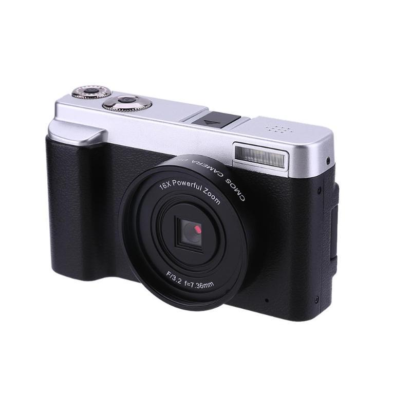 P12 Flip Screen WIFI FHD 1080P 24MP 16X Zoom Digital Camera Video RecorderP12 Flip Screen WIFI FHD 1080P 24MP 16X Zoom Digital Camera Video Recorder