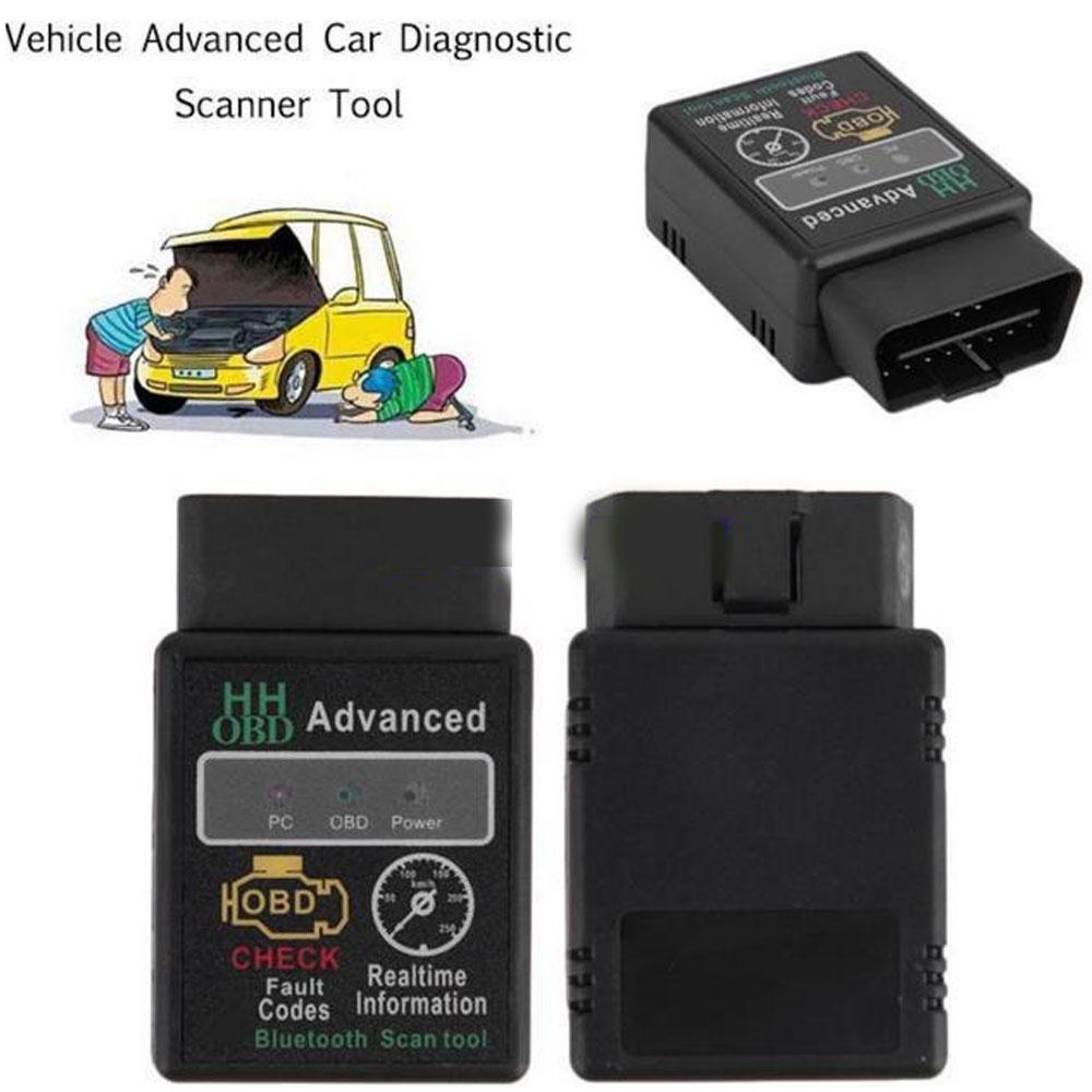 OBD2 Super MINI V1.5 OBD2 V02H2-1 Bluetooth Car Ferramenta De Diagnóstico OBD Scanner Auto Code Reader Para Android Torque