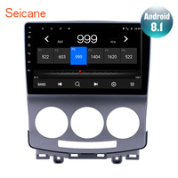 Seicane Android 8.1 IPS 8 Core GPS Navigation Radio for 2005 2009 2010 Old Mazda 5 Car Multimedia Player support RDS Mirror Link