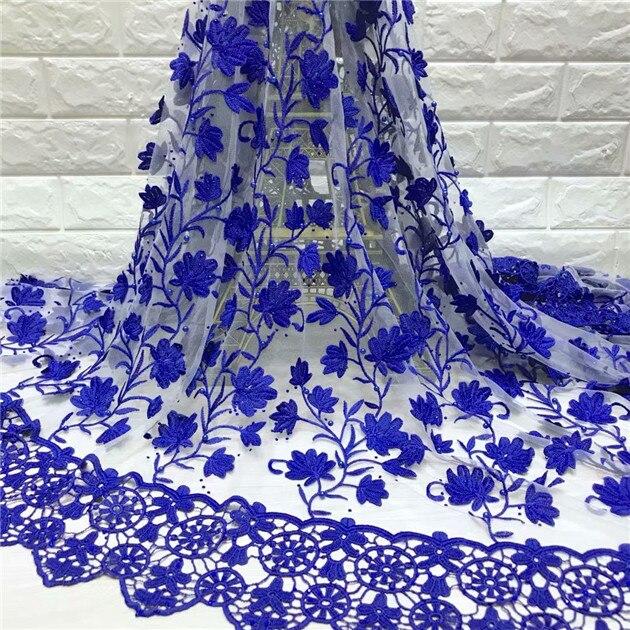 Różowy afryki koronki tkaniny koronka wysokiej jakości nigeryjczyk koronki tkaniny z koralikami i kamień tiul z haftem francuski koronki kobiet w Koronka od Dom i ogród na  Grupa 1