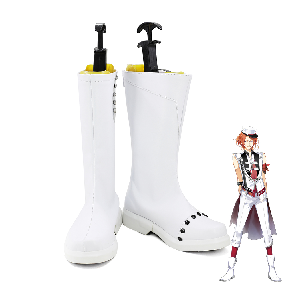 THE ANIMATION Procellarum Hazuki You Cosplay Shoes Men Boots