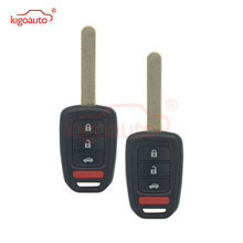 Kigoauto 2 шт корпус дистанционного ключа для honda accord crv