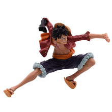 17 cm Anime One Piece The Top War6 Monkey D. Luffy PVC Action Figure Doll Collectible Model Toy Christmas Gift For Children цены онлайн