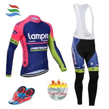 72a165a74 2019 UCI equipo rojo ANDR Ciclismo equipo Jersey Gel Pad bicicleta  pantalones traje MTB Ropa ...