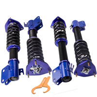 Coilovers Kits For Subaru Impreza WRX STI GDF Chassis 2005 2007 Shock Absorbers Suspesion Shock Absorber Front Rear Damper