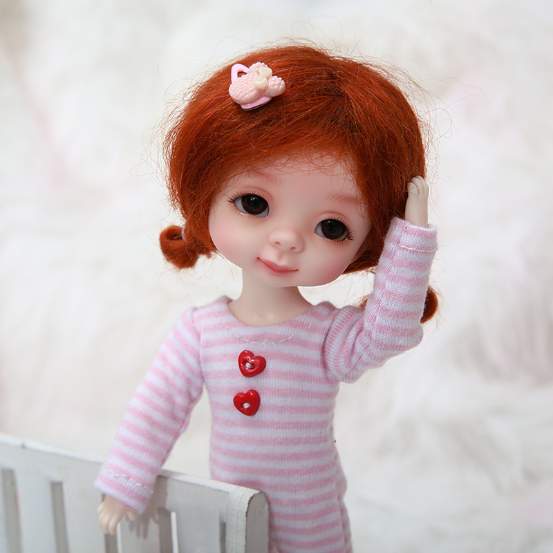Dollbom Genny 1/8 BJD SD vestiti per le Bambole Della Ragazza del Ragazzo Giocattoli Per regalo di Compleanno Regalo di Natale-in Bambole da Giocattoli e hobby su  Gruppo 2