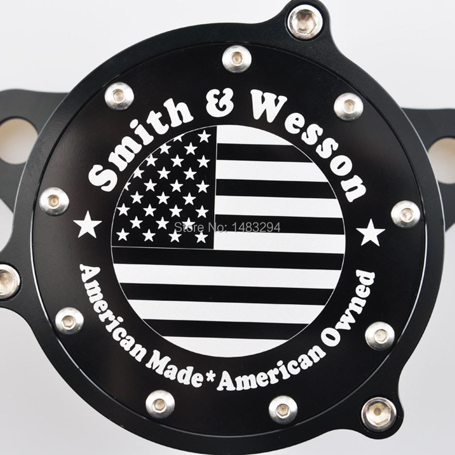 Aluminum Air filter Cleaner System Performance Air Cleaner Kit Smith Wesson Style Fits For Harley Sportster