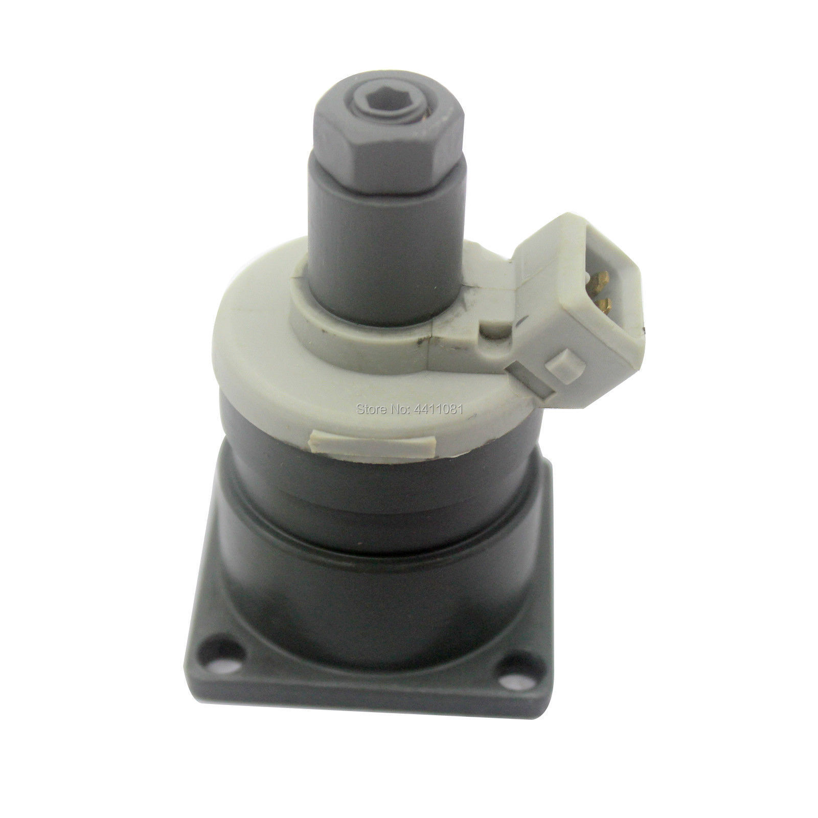 ZX200-3 ZX350-3 Proportional Solenoid Valve 9218235 for Hitachi Excavator with 4pins Square plug, 3 months warrantyZX200-3 ZX350-3 Proportional Solenoid Valve 9218235 for Hitachi Excavator with 4pins Square plug, 3 months warranty