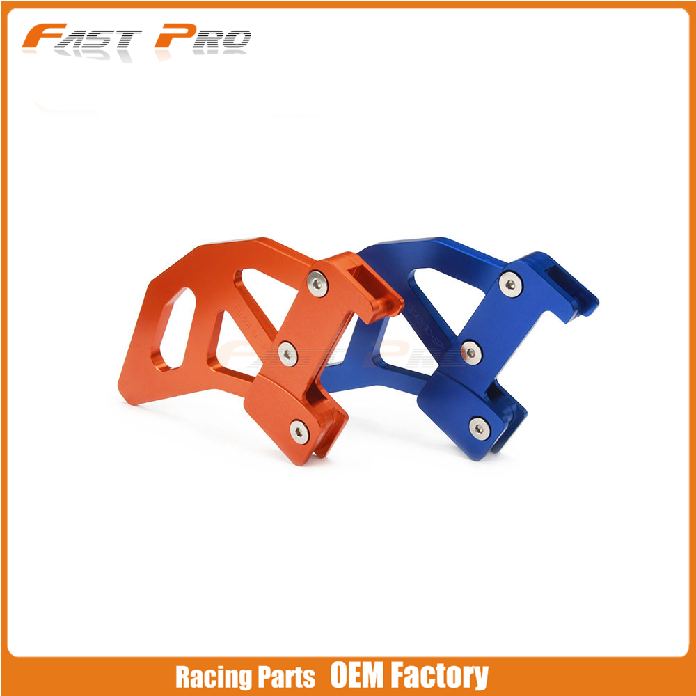 Motorcycle Rear Brake Disc Guard Protector For KTM SX EXC XC XCW SX-F XCF-W XCF MXC 125 144 150 200 250 300 350 400 450 500 530 image