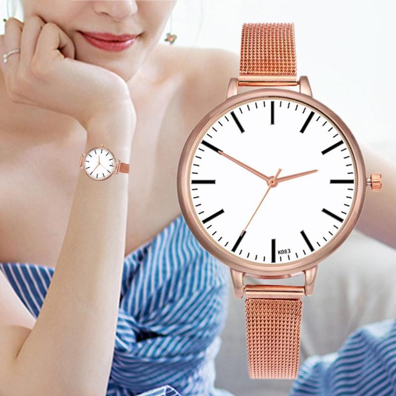 Women Watch Business Quartz Watch Ladies Top Brand Luxury Female Wrist Watch Girl Clock Relogio Feminin