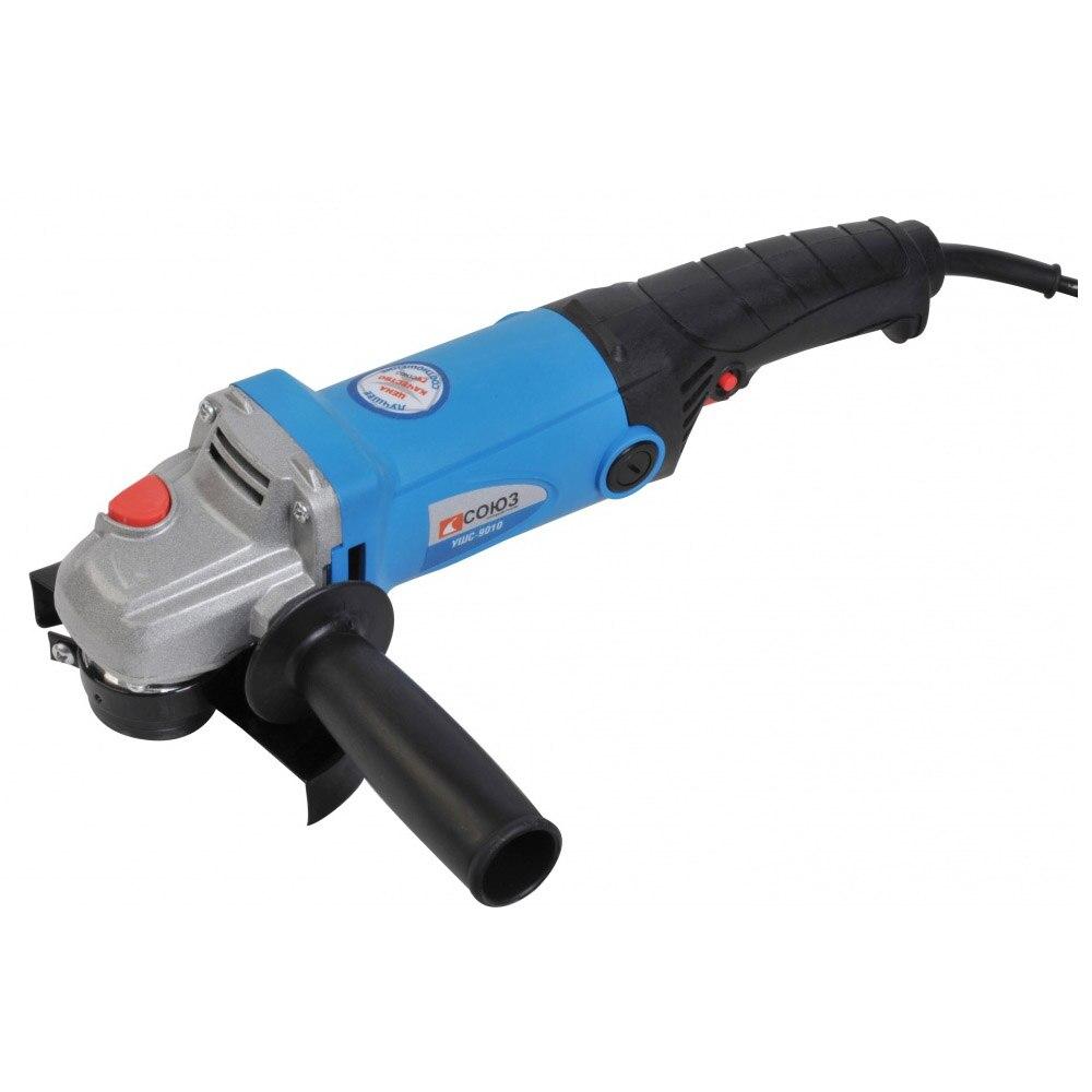 Angle grinder SOYUZ USHM-9010 angle grinder soyuz uss 90180