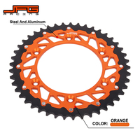 42T 45T 48T 50T 52T Rear Chain Sprocket For KTM EXC SX XC XCW XCF SMR SXF XCFW 125 150 200 250 300 350 450 525 530 660 690