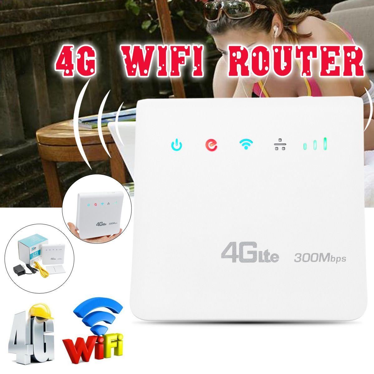 Routeur Wifi CPE LEORY 300 Mbps 4G A9SZ LTE avec prise en charge du Port LAN prise en charge de la carte SIM 3G Marvell 1802 + MTK7628 4G routeur WiFi