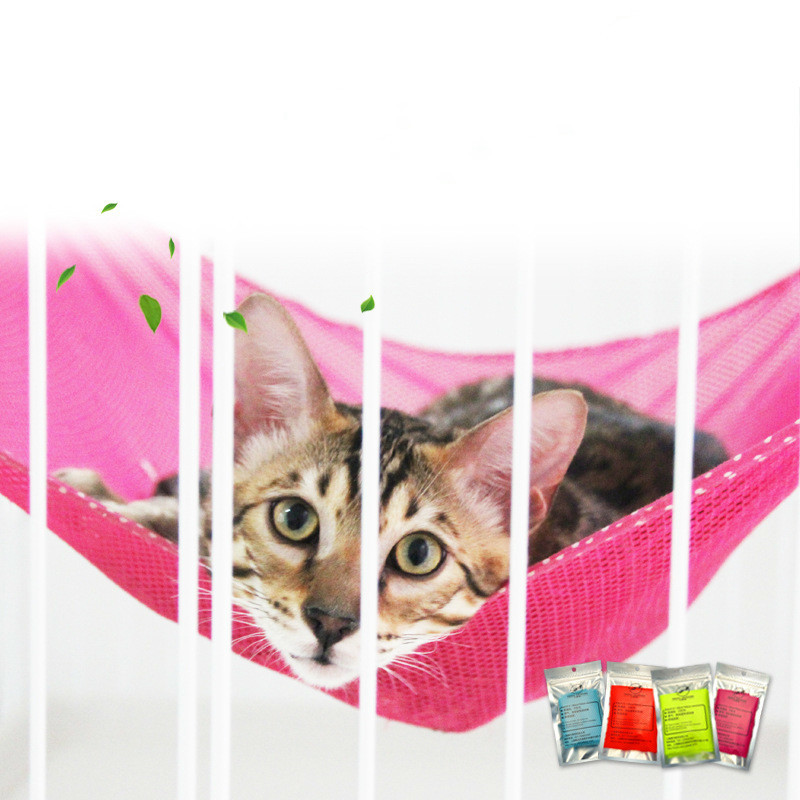 Pet Hanging Hammock Swing Kitten Sleeping Bed Breathable Durable Comforable Cats Pad Easy Clean Honeycomb Puppy Playing MatPet Hanging Hammock Swing Kitten Sleeping Bed Breathable Durable Comforable Cats Pad Easy Clean Honeycomb Puppy Playing Mat