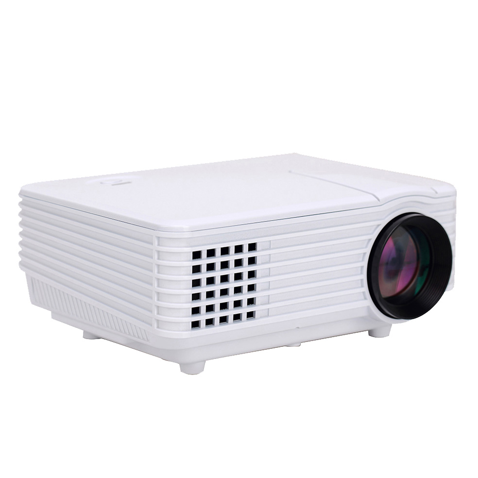 Projector Rd805 800Lumens Android 4.4 Wifi Led Mini Projector 3D Beamer Video Home Cinema Theatre 3.0 Usb Hdmi Android White(EProjector Rd805 800Lumens Android 4.4 Wifi Led Mini Projector 3D Beamer Video Home Cinema Theatre 3.0 Usb Hdmi Android White(E