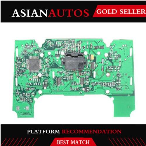 2g placa 4e1919612 4e1919610b multimidia do painel de controle eletrico para audi mmi a8 s8 2003