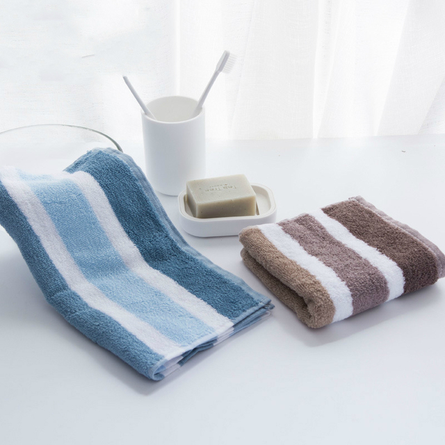 Aliexpress.com : Buy 100% Cotton Soft Absorbent Adult Household ...