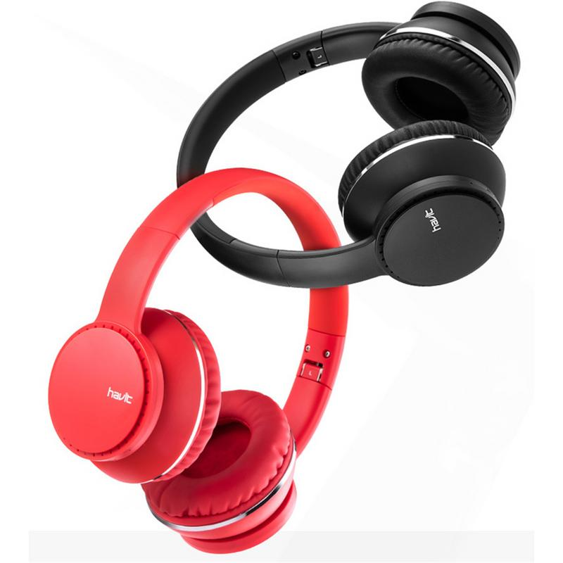 6b4cf37d8bf HAVIT TWS Bluetooth Headset For Sports Portable Gaming Bluetooth headphones  Computer Phone HIFI Wireless Headset With