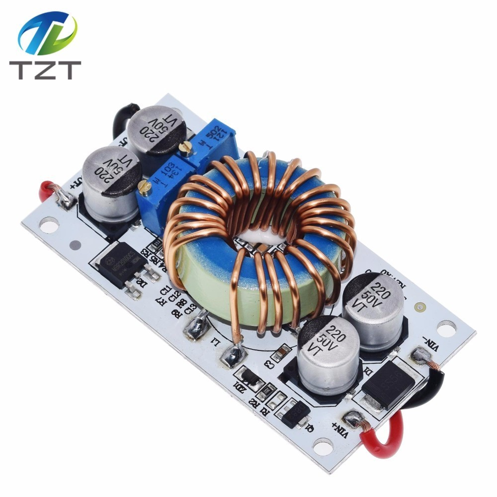 DC DC Step up boost converter Constant Current Power supply 10A 250W LED Driver