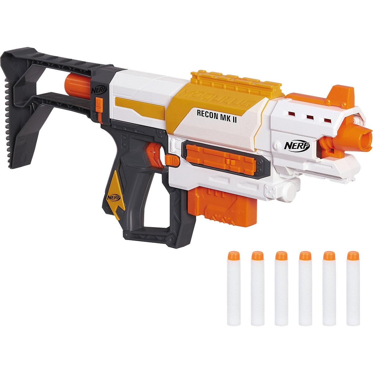 NERF Toy Guns 4326309 gun weapon toys games pneumatic blaster boy orbiz revolver Outdoor Fun Sports MTpromo