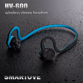 Wireless Bluetooth Sweatproof Headset Stereo Sports Earphone Portable Bluetooth Headphone