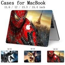 2019 Per Notebook MacBook Caso Per Il Computer Portatile MacBook Air Pro Retina 11 12 13.3 15.4 Inch Con La Protezione Dello Schermo tastiera Cove