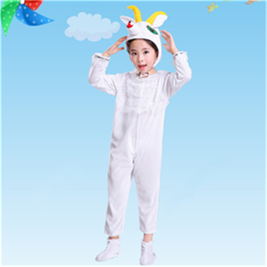 12styles Animal Children Cosplay Mascot Teamwear Performance Headwear and Foot Cover Jumpsuit Stage Cartoon Anime Costumes