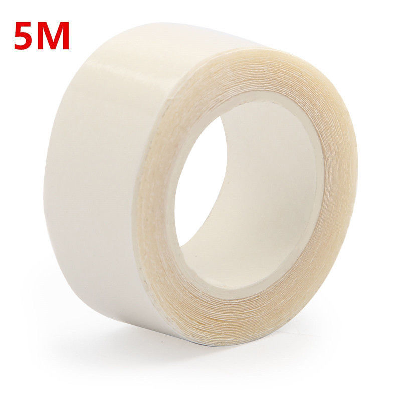 5M Womens Body Tape Double Sided Tit Toupee Boob Wig Dress Invisible Tape