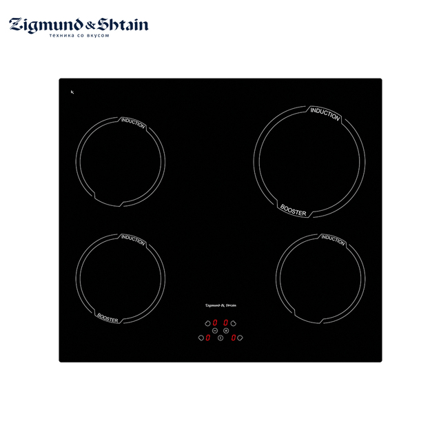 Индукционная варочная поверхность Zigmund & Shtain CIS 299.60 BX