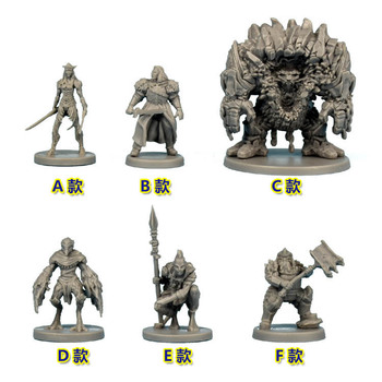 New Special Resin Casting Die Magic Board Game Role-playing Game Piece Model Parts Toy