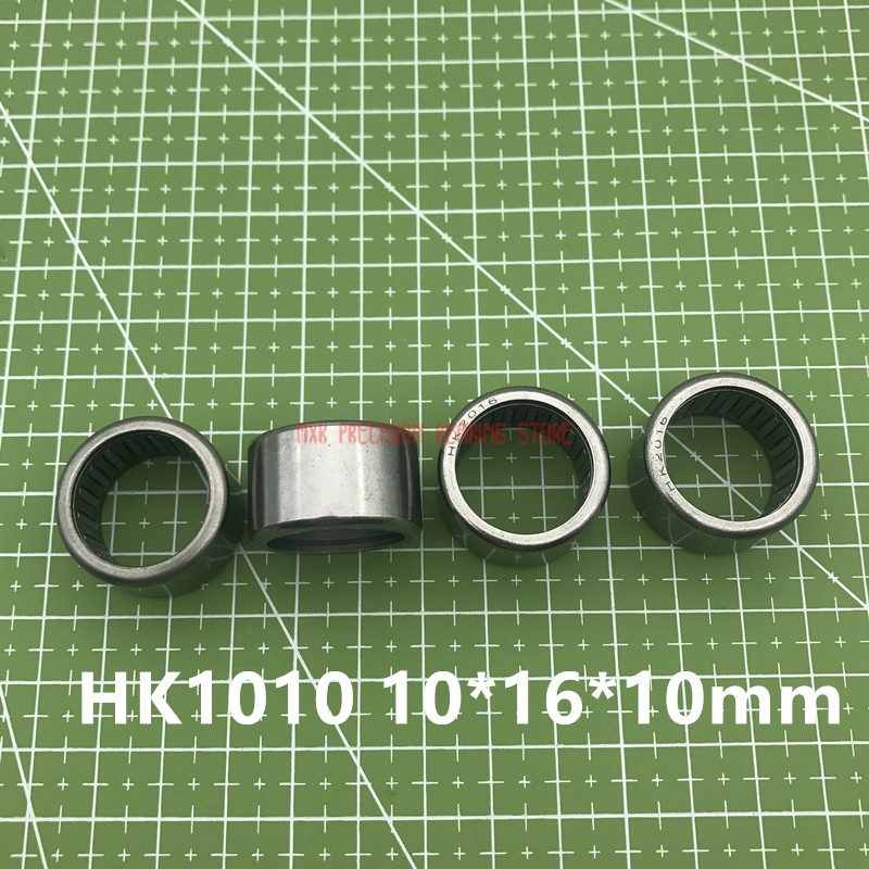 2019 Sale Free Shipping 10pcs High Quality Hk101610 <font><b>Hk1010</b></font> 7941/10 10*16*10mm Drawn Cup Type Needle Roller Bearing 10 X 16 10mm image