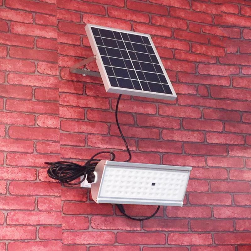 12W 65 LED Solar Light Motion Sensor Outdoor Waterproof ...
