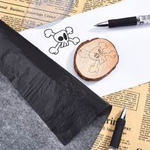 Carbon-Paper Graphite Tracing Copy A4 Painting-Accessories Legible Reusable High-Quality
