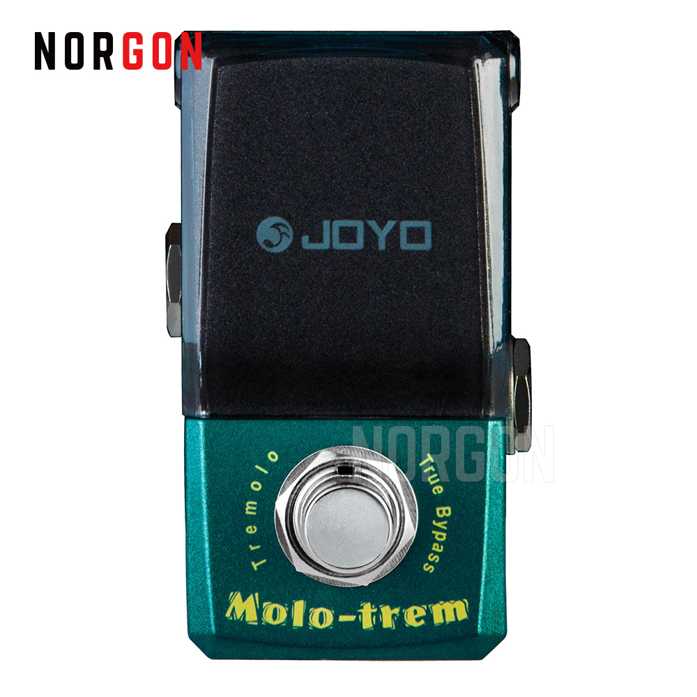 Joyo JF-329 IronLoop Looper for Electric & Bass Guitar Mini Stompbox Ironman Series Guitar Effects PedalJoyo JF-329 IronLoop Looper for Electric & Bass Guitar Mini Stompbox Ironman Series Guitar Effects Pedal