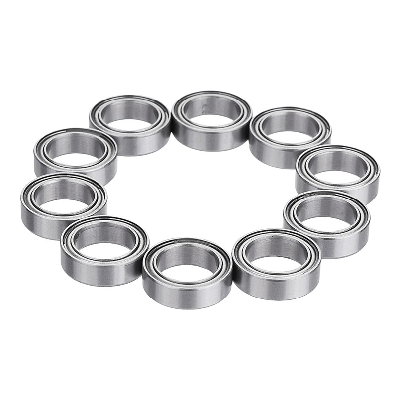 10pcs MR128ZZ <font><b>MR148ZZ</b></font> Ball Bearing I.D 8mm Steel Double Shielded Deep Groove Bearing image