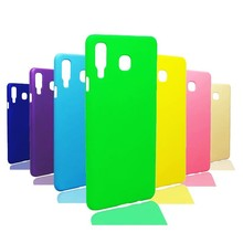 A5 A3 2017 Phone Case For Samsung Galaxy A9 A7 2018 Case Hard PC Candy Color Back Cover For Coque Samsung A6 A8 Plus 2018 Cases все цены