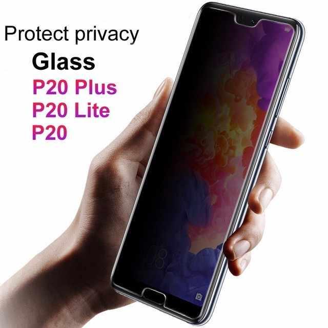 2.5D Pelindung Kaca untuk Huawei P Samrt 2019 Layar Pelindung Film untuk Huawei P20 Pro P 10 9 8 20 P20 Lite Tempered Glass
