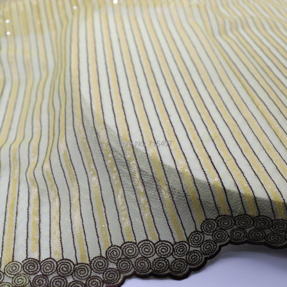 2019 nuevo diseño organza bordado Diseño 041 organza encaje tela para vestidos en boda fiesta nupcial-in encaje from Hogar y Mascotas    3