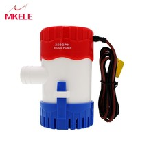 Hot Sale NEW Universal Car RV Water Pumps 12V 350GPH Submersible Boat Marine Bilge Equipment With Float Switch   все цены