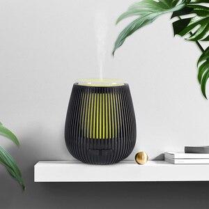 Image 1 - Hava nemlendirici uçucu yağ difüzör aromaterapi lamba elektrikli Aroma YAYICI Mist Maker nemlendirici ev için