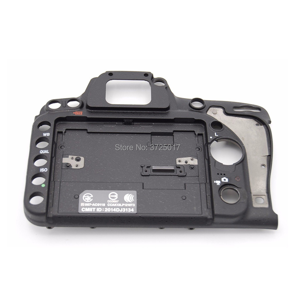 Nouveau couvercle arrière/coque arrière pièce de rechange pour appareil photo Nikon D750-in Caisson de caméra from Electronique    1